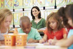 Exigences des enseignants préscolaires dans le new jersey