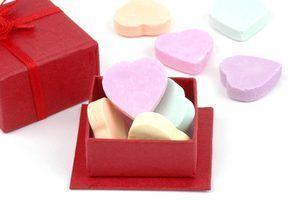 Activités scientifiques valentine préscolaire