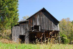 Artisanat barnwood primitive