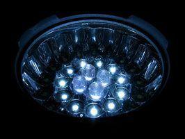 Problèmes avec éclairage led
