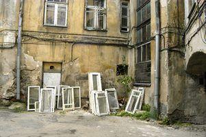 Projets et idées pour la peinture de vieilles fenêtres
