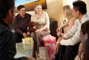 Questions pour le jeu de baby shower