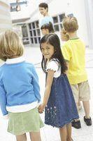 jeux de coopération favorisent une bonne communication entre les enfants.
