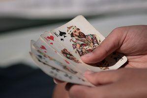 Règles pour jeu de cartes