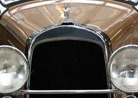 Les exigences d`inspection de smog pour les voitures classiques en californie