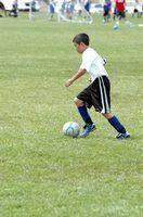 Conseils de soccer d`entraînement pour 10 à 12 ans