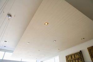 Les meilleures lumières pour mettre dans un plafond suspendu