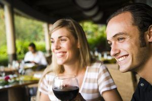 Les effets de deux verres de vin par jour
