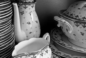 Les types de porcelaine