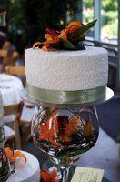 Conseils pour mettre des fleurs fraîches sur les gâteaux