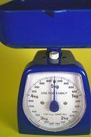 Outils de mesure de poids