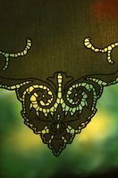 Types de style valence rideaux et tentures
