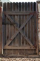 Types de portes en bois