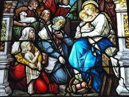 Serviteur impitoyable artisanat bible