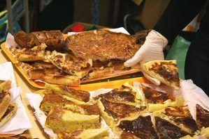 Les utilisations de la croûte à tarte surgelée