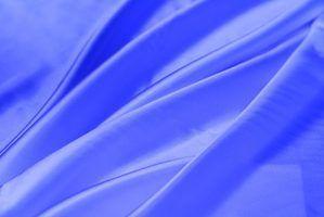 Utilisations de tissu de soie