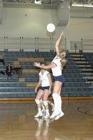 Règles de volley-ball de chevauchement