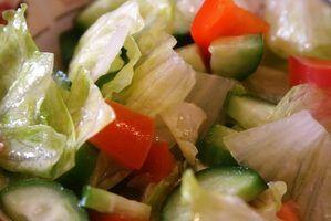 Quels sont les différents types de salades?
