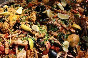 Quels sont certains aliments populaires espagnols?