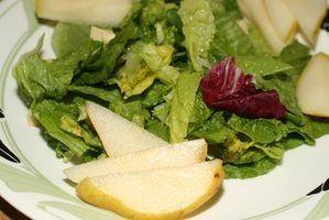Quels sont les avantages de salades?