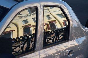 Quels sont les différents niveaux de vitres teintées?