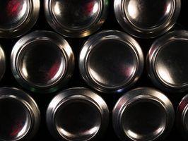 Quels matériaux sont utilisés pour fabriquer des canettes d`aluminium?