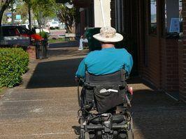 Exigences de rampe de fauteuil roulant pour les maisons